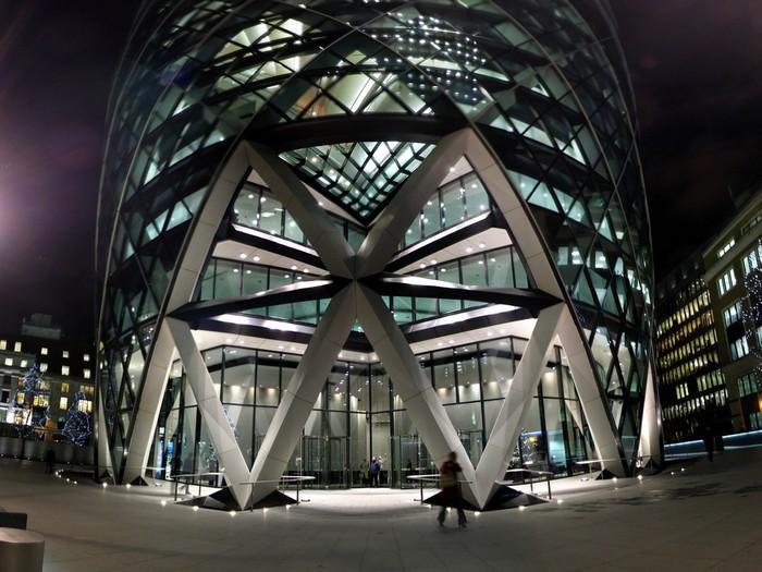 Лучшие офисы мира - Mary Axe 3 (700x525, 127Kb)
