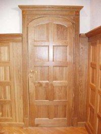 Двери из массива (200x266, 11Kb)