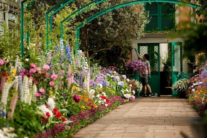 сады Клода Моне (680x453, 183Kb)