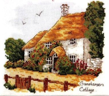 Сельский домик (382x336, 53Kb)
