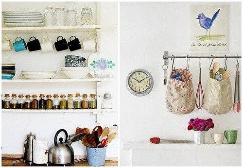 поделки для кухни своими руками идеи декора из ткани - Самоделкины