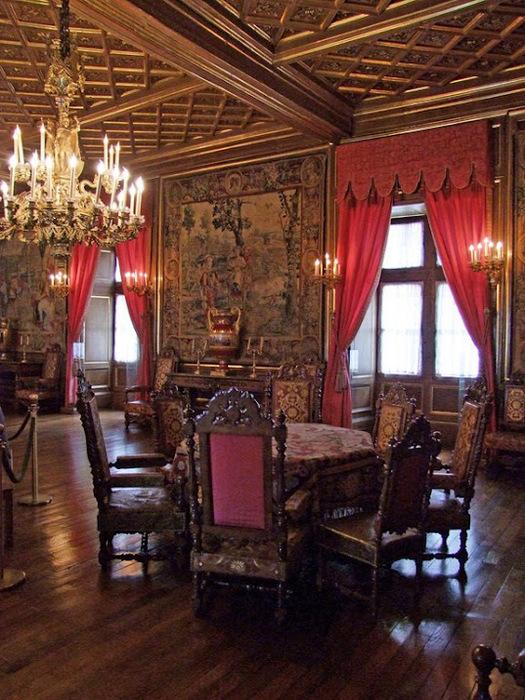 Замок По - Родовой замок Бурбонов 59878