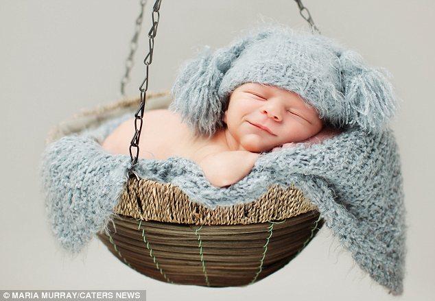 смешные фото спящих малышей 5 (634x439, 57Kb)