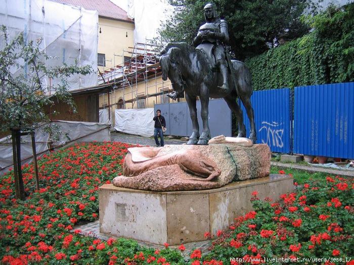 1_Загреб_святой_Георгий (700x525, 353Kb)