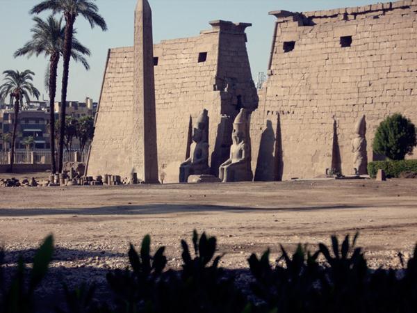 Храм бога Амона-Ра в Луксоре (600x450, 50Kb)