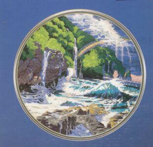 Candamar-The falls of Hana (312x300, 21Kb)