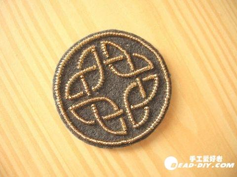 кельтские узоры бисером - Сайт о бисере.