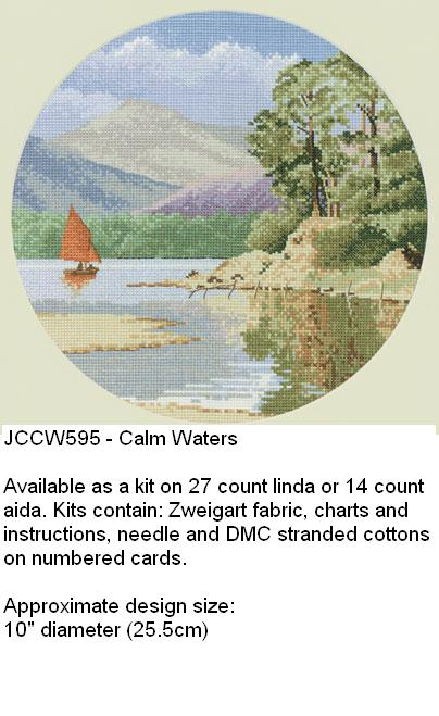 Circles-JCCW595 calm waters