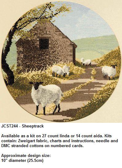 Circles-JCST244 Sheep Track