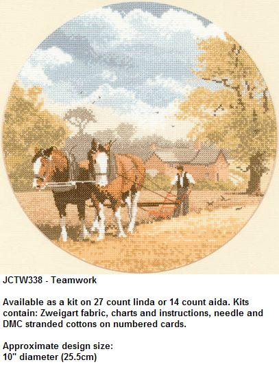 Teamwork, The John Cleyton Сollection.  Коллективная работа.  Из коллекции Джона Клейтона.  Панно.
