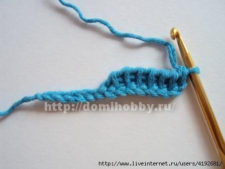 Вязание крючком в стиле энтерлак мастер-класс.