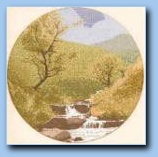 Circles-Mountian Stream (158x157, 12Kb)
