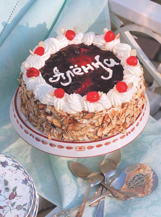 Рецепт и фото торт аленка