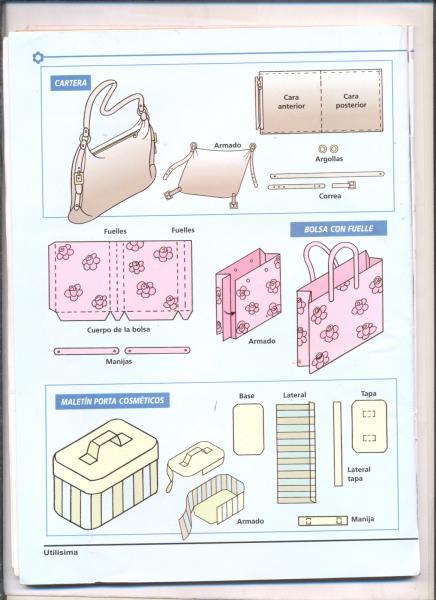 Журналы и схемы по вязание спицами