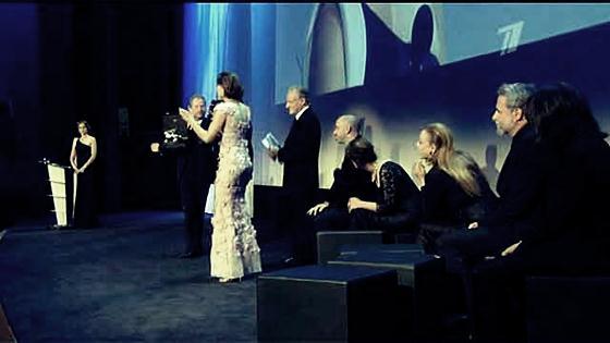 Завершился 69-й Венецианский кинофестиваль