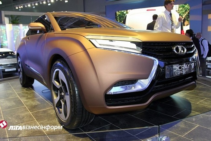 Lada XRAY новый российский автомобиль 3 (700x466, 90Kb)