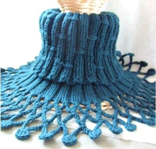 Манишка и шапка вместе женские спицами ,отделанные крючком/4683827_20120910_114913 (499x478, 213Kb)