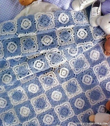 Далее схема для вязания