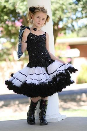 Шьем чудесную супер-пышную юбку-американку PETTISKIRT.  Мастер-класс, видео и много идей!