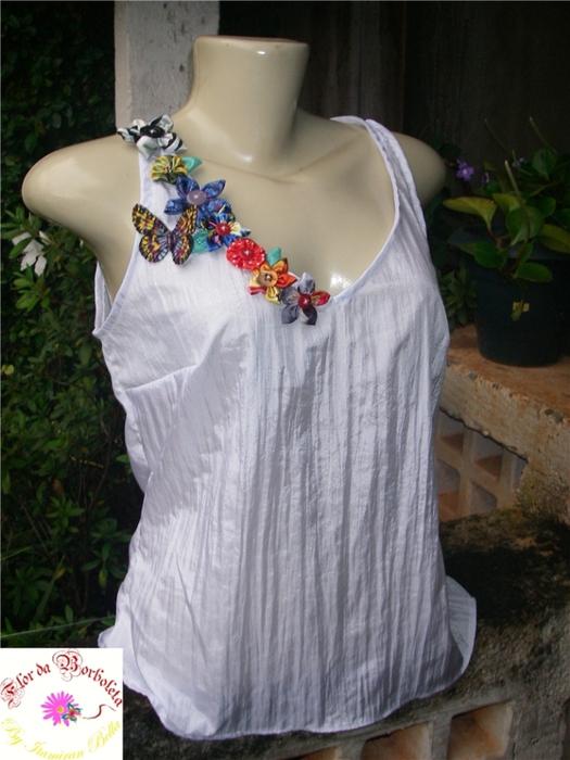 camiseta com fuxico e borboleta Ma (525x700, 261Kb)