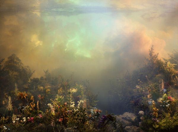Ким Кивер. Самодельные пейзажи