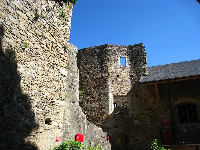 Развалины замка Аггштайн у вод Дуная 21982