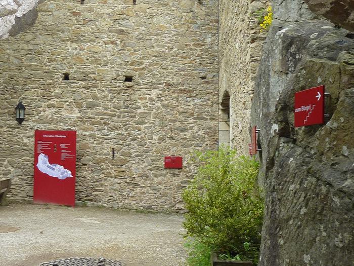 Развалины замка Аггштайн у вод Дуная 85230