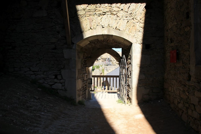 Развалины замка Аггштайн у вод Дуная 95344