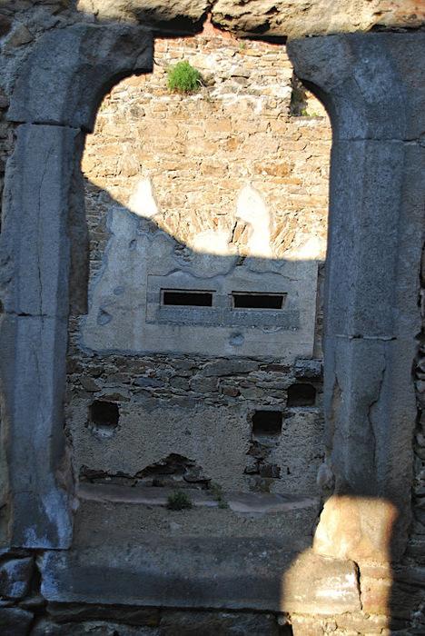 Развалины замка Аггштайн у вод Дуная 25639
