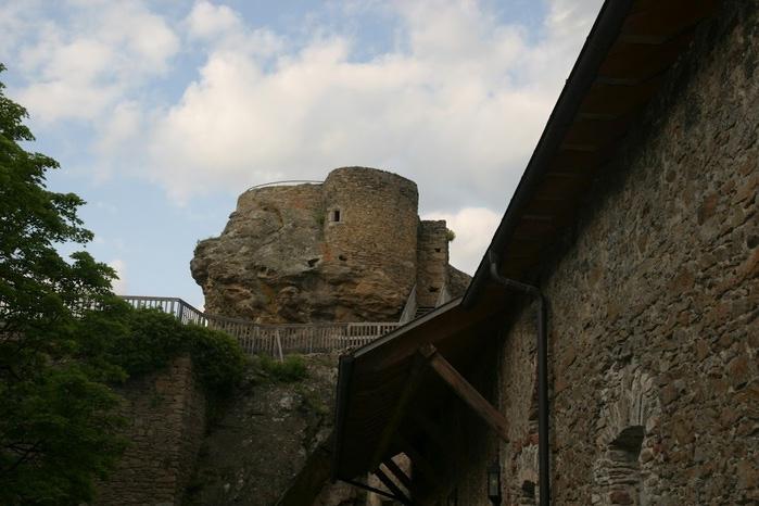 Развалины замка Аггштайн у вод Дуная 25134