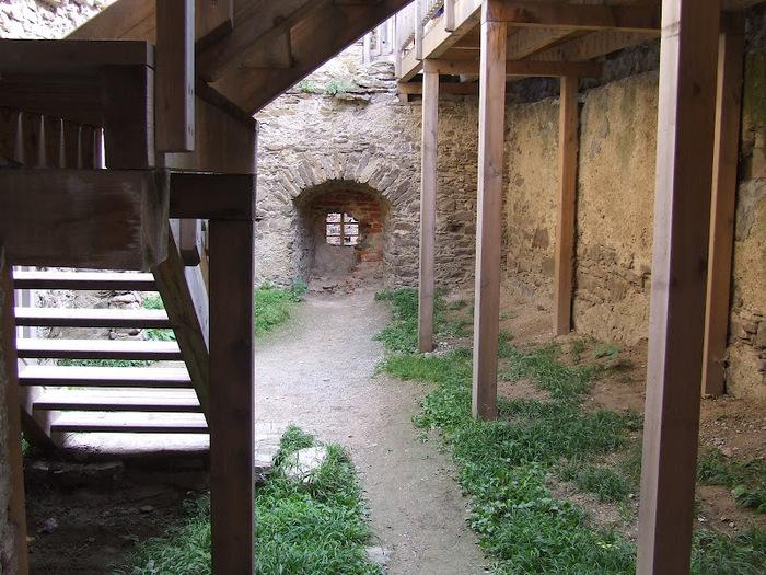 Развалины замка Аггштайн у вод Дуная 37177
