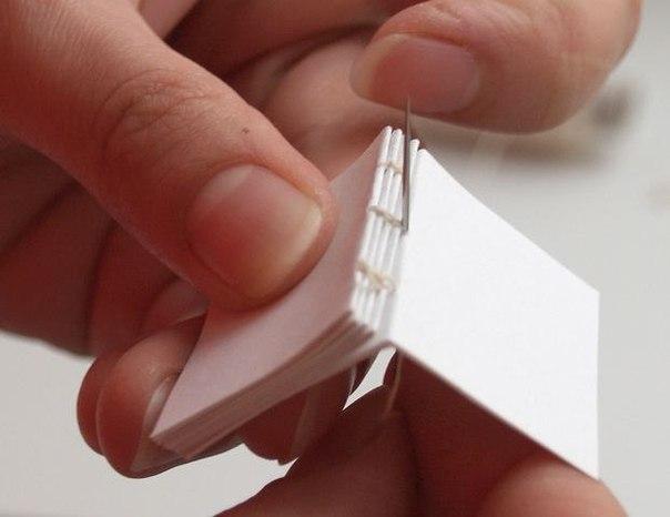 Как сделать маленькую книжку своими руками фото