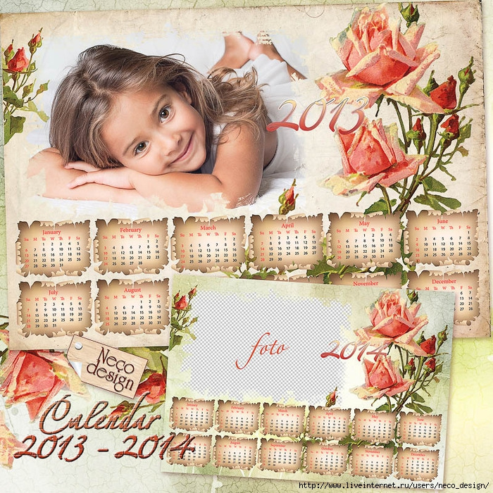 1347391307_vintage_rose_calendar_2013_2024_by_neco (700x700, 512Kb)