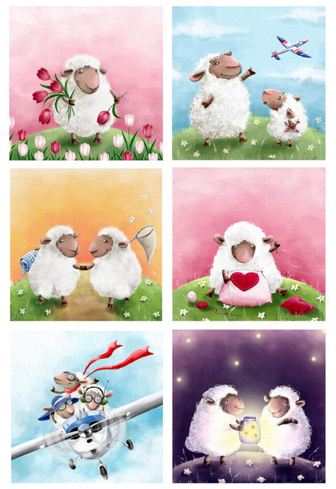 sheep (482x700, 123Kb)