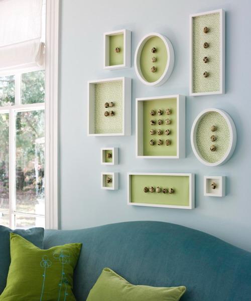 Декор стен на кухне фото своими руками