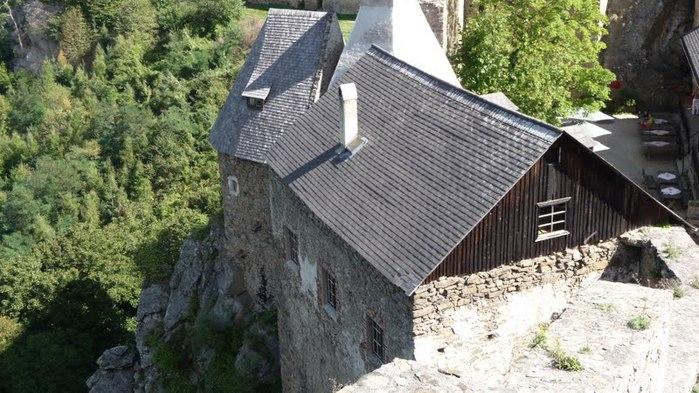 Развалины замка Аггштайн у вод Дуная 59290