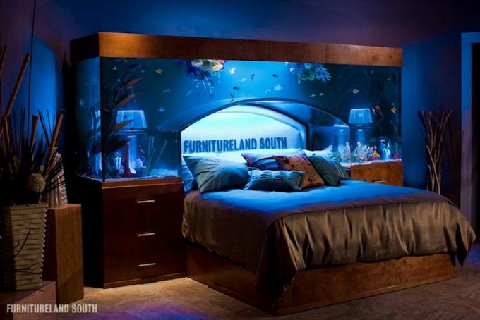аквариум в интерьере (680x454, 98Kb)