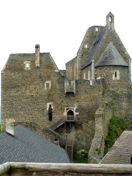 Развалины замка Аггштайн у вод Дуная 38354