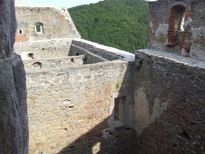 Развалины замка Аггштайн у вод Дуная 59854