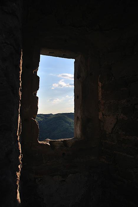 Развалины замка Аггштайн у вод Дуная 32627
