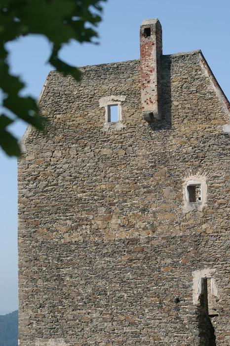 Развалины замка Аггштайн у вод Дуная 77356