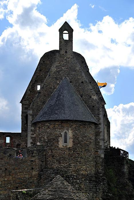 Развалины замка Аггштайн у вод Дуная 93114
