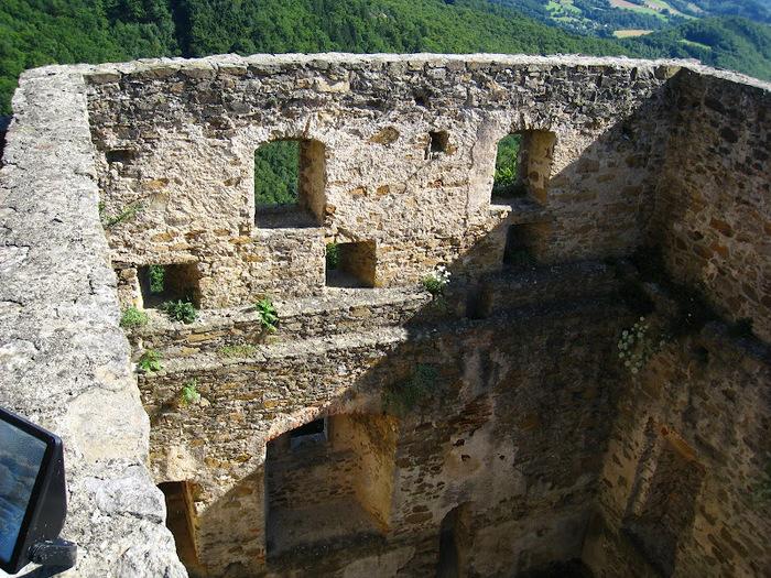 Развалины замка Аггштайн у вод Дуная 17002