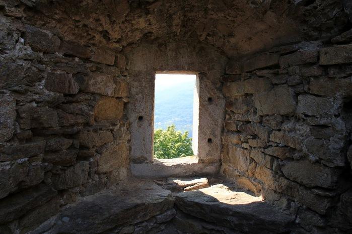 Развалины замка Аггштайн у вод Дуная 16441