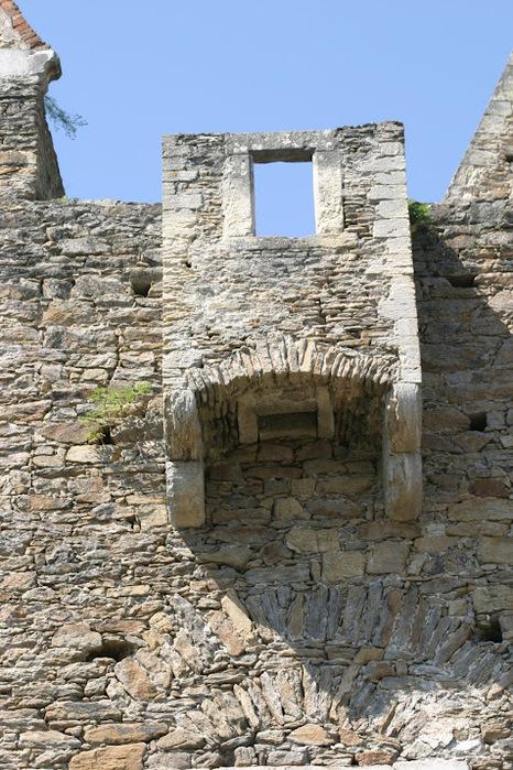 Развалины замка Аггштайн у вод Дуная 20241