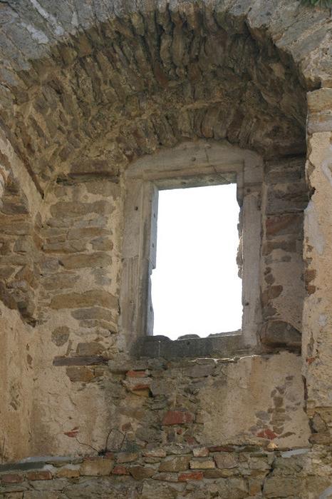 Развалины замка Аггштайн у вод Дуная 49968