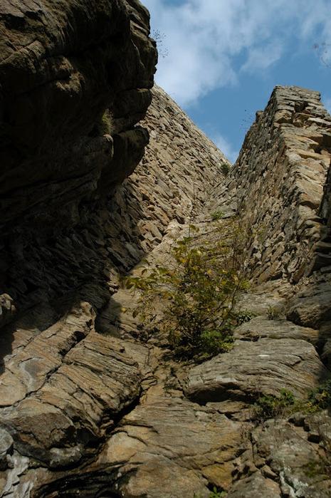 Развалины замка Аггштайн у вод Дуная 23563