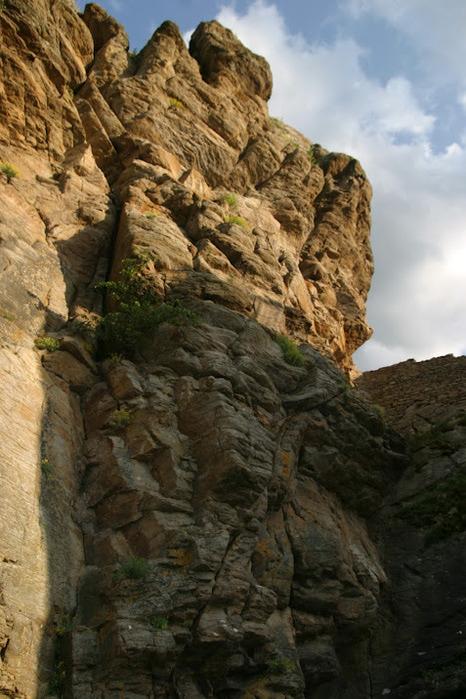 Развалины замка Аггштайн у вод Дуная 51251