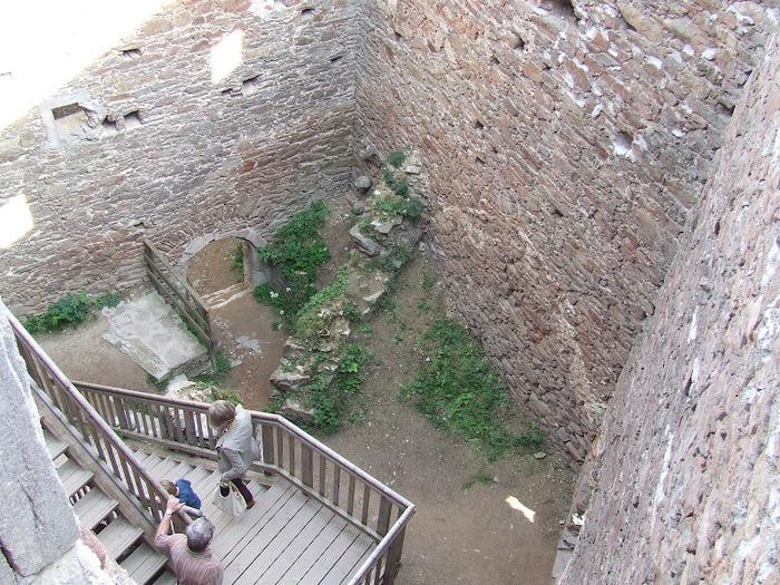 Развалины замка Аггштайн у вод Дуная 37325