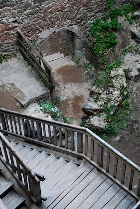 Развалины замка Аггштайн у вод Дуная 87384